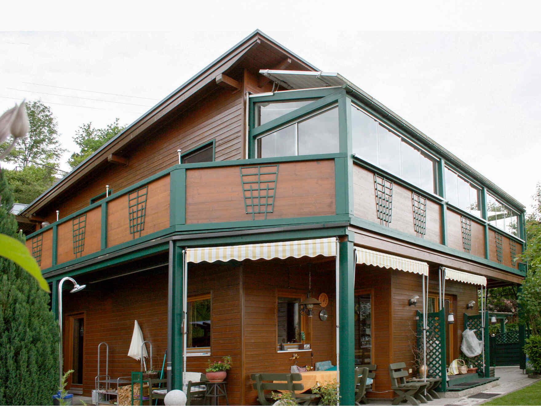 Prefabricated house Familie Kasimir
