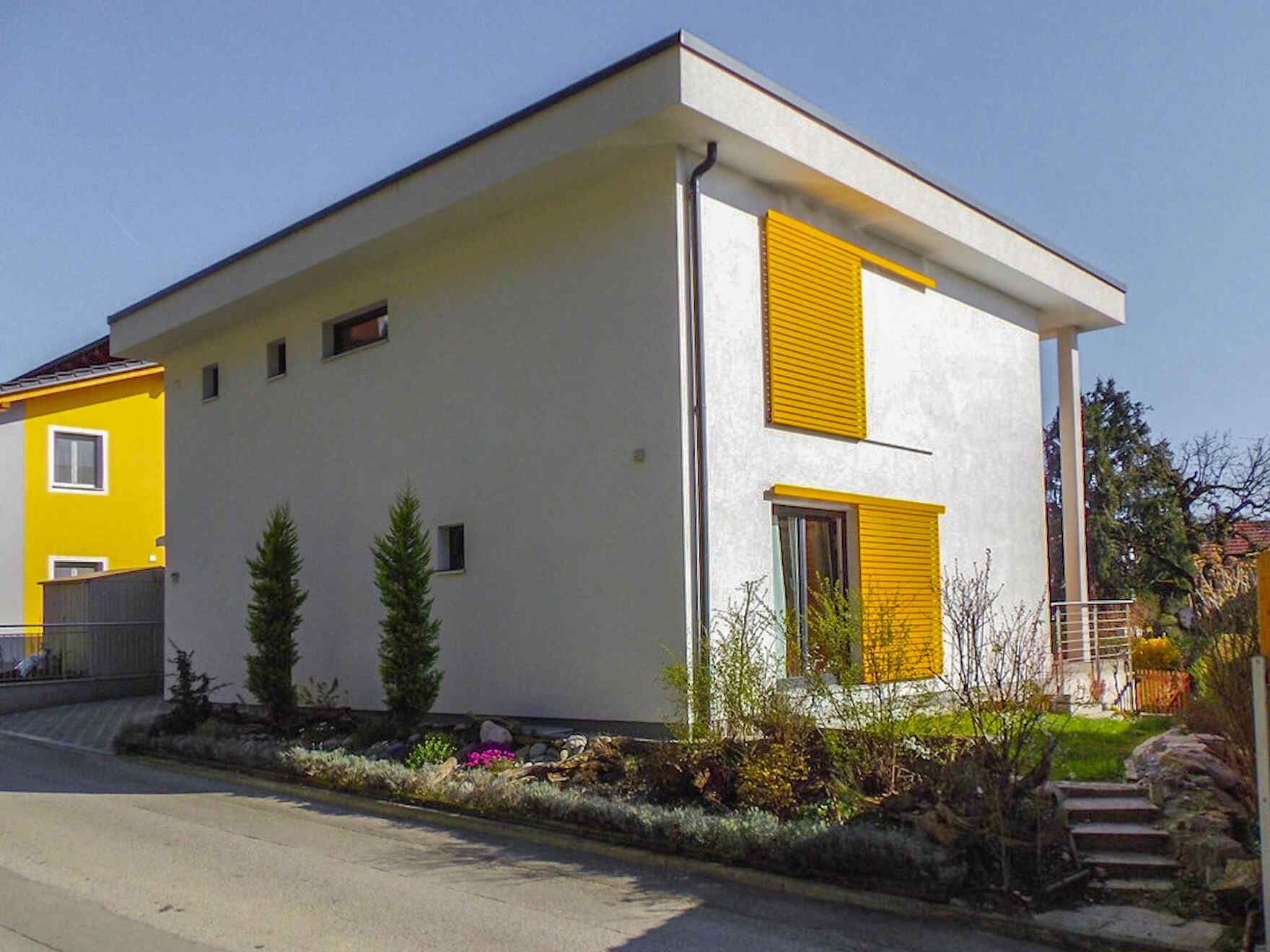 Prefabricated house Familie Herbe