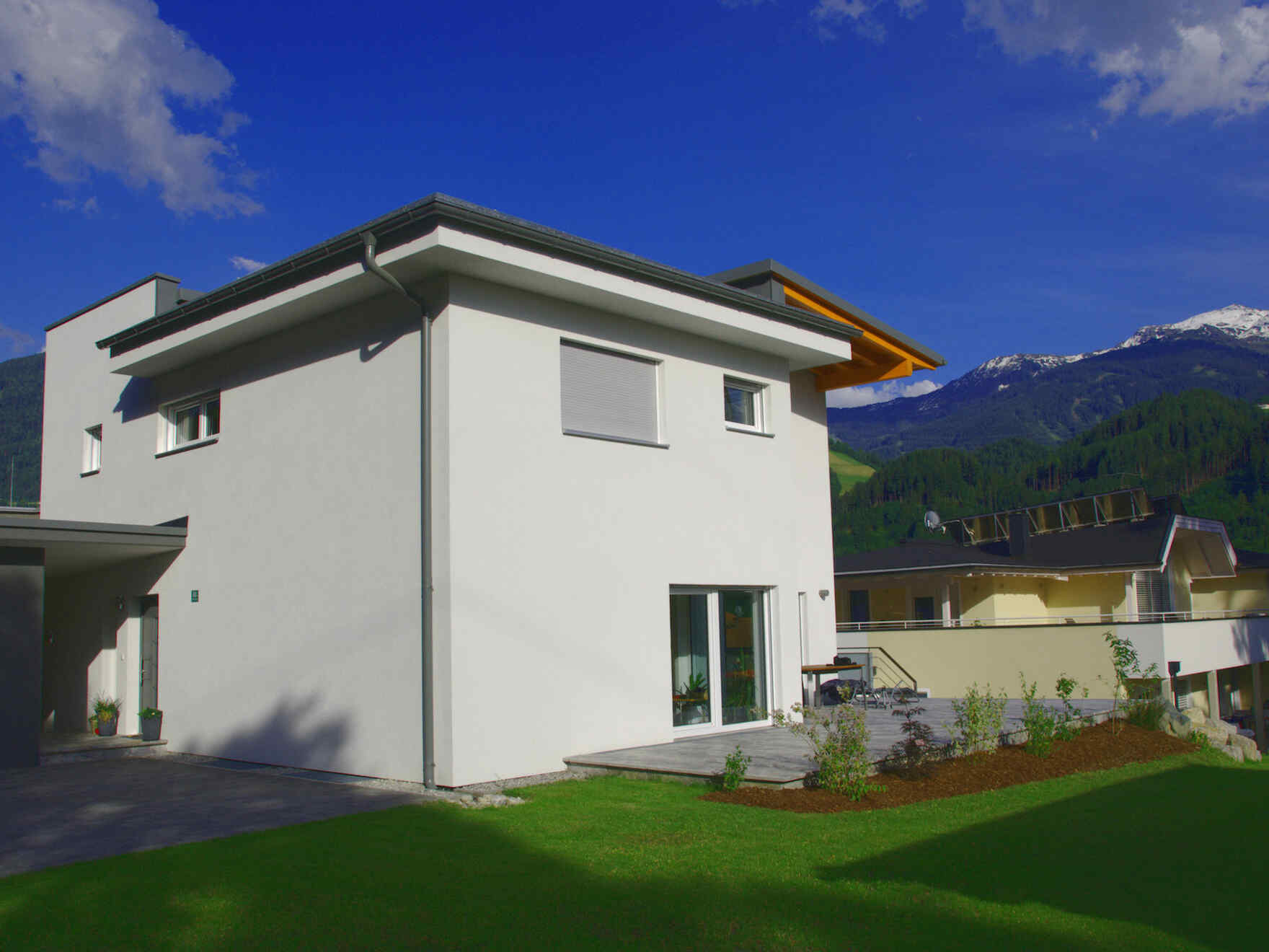 Prefabricated house Familie Santer-Sonnleitner