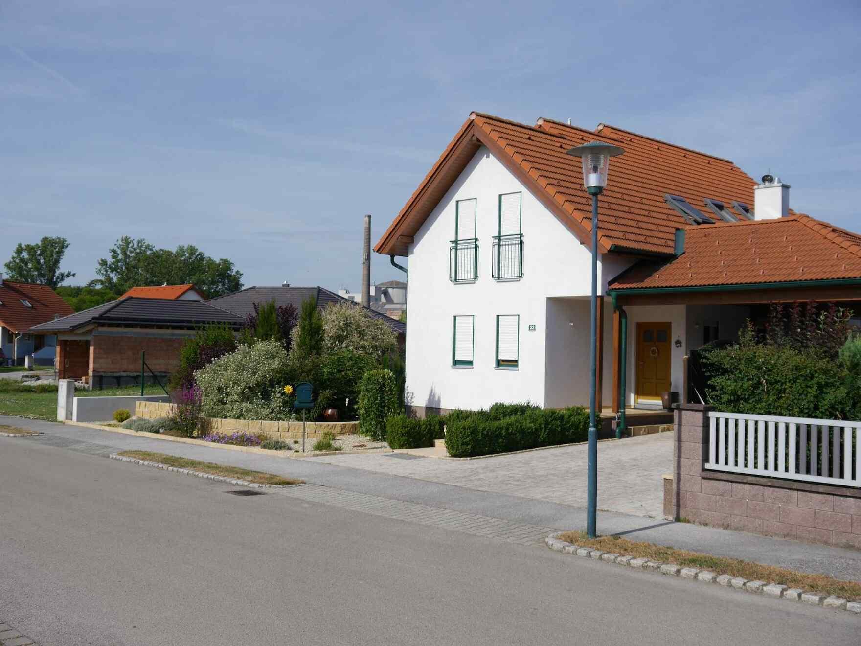 casa prefabbricata in legno Familie Wilt
