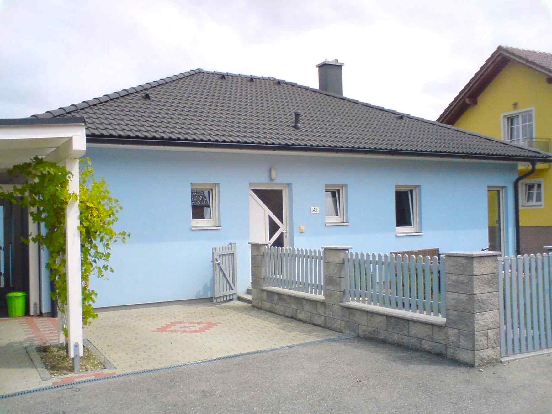Fertighaus Familie Schneebauer