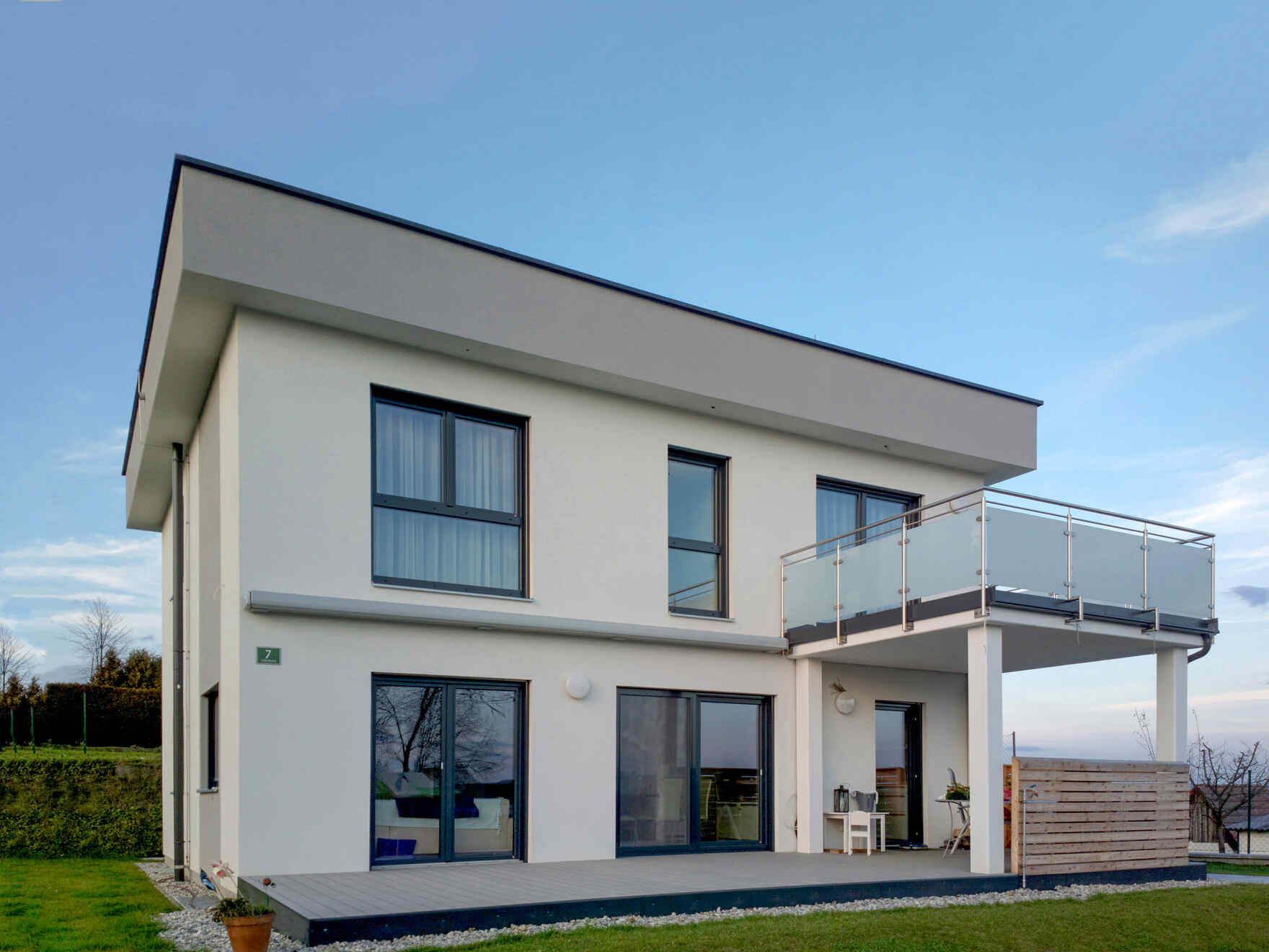 Prefabricated house Familie Bliem