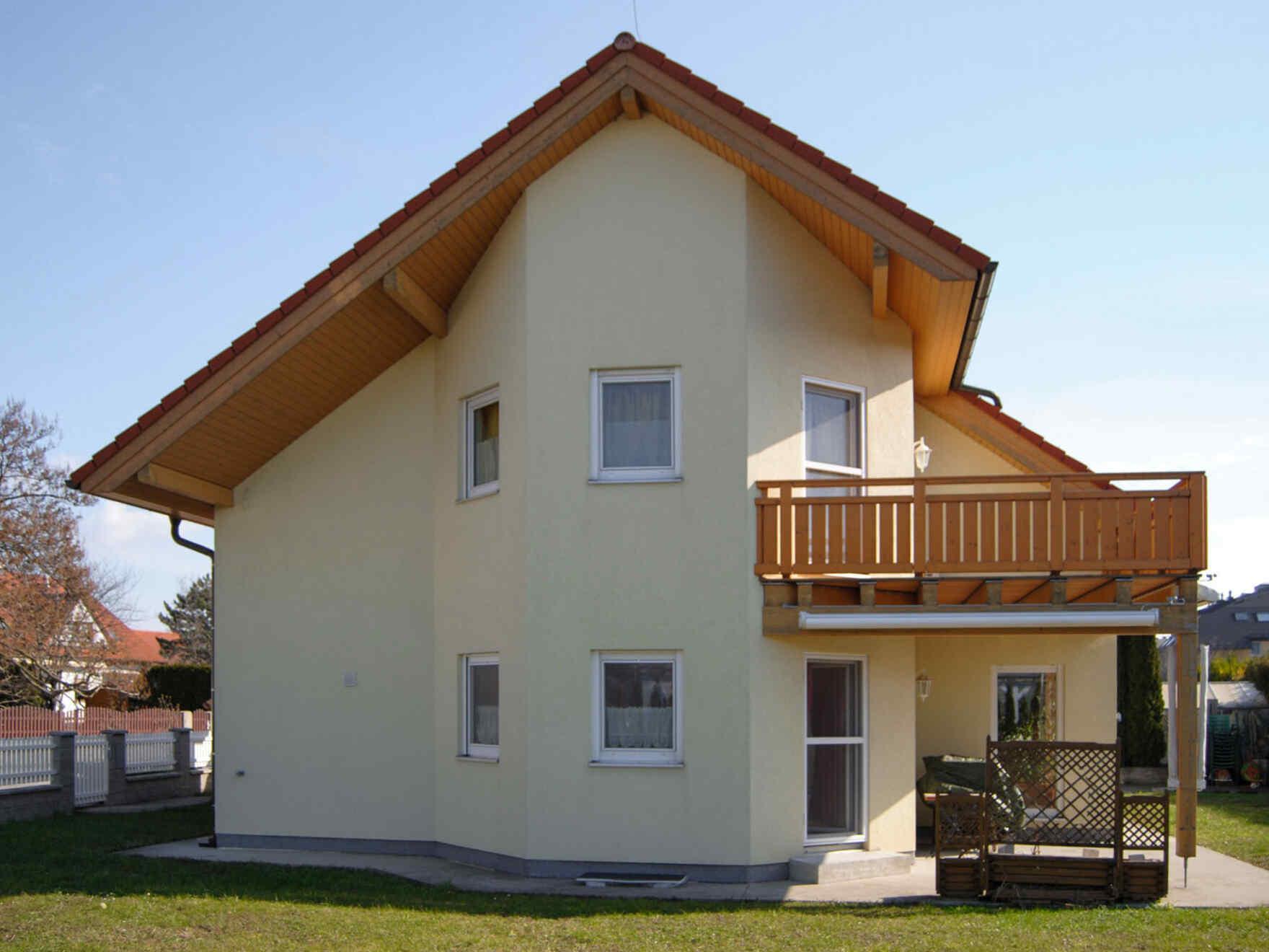 Prefabricated house Familie Pokorny