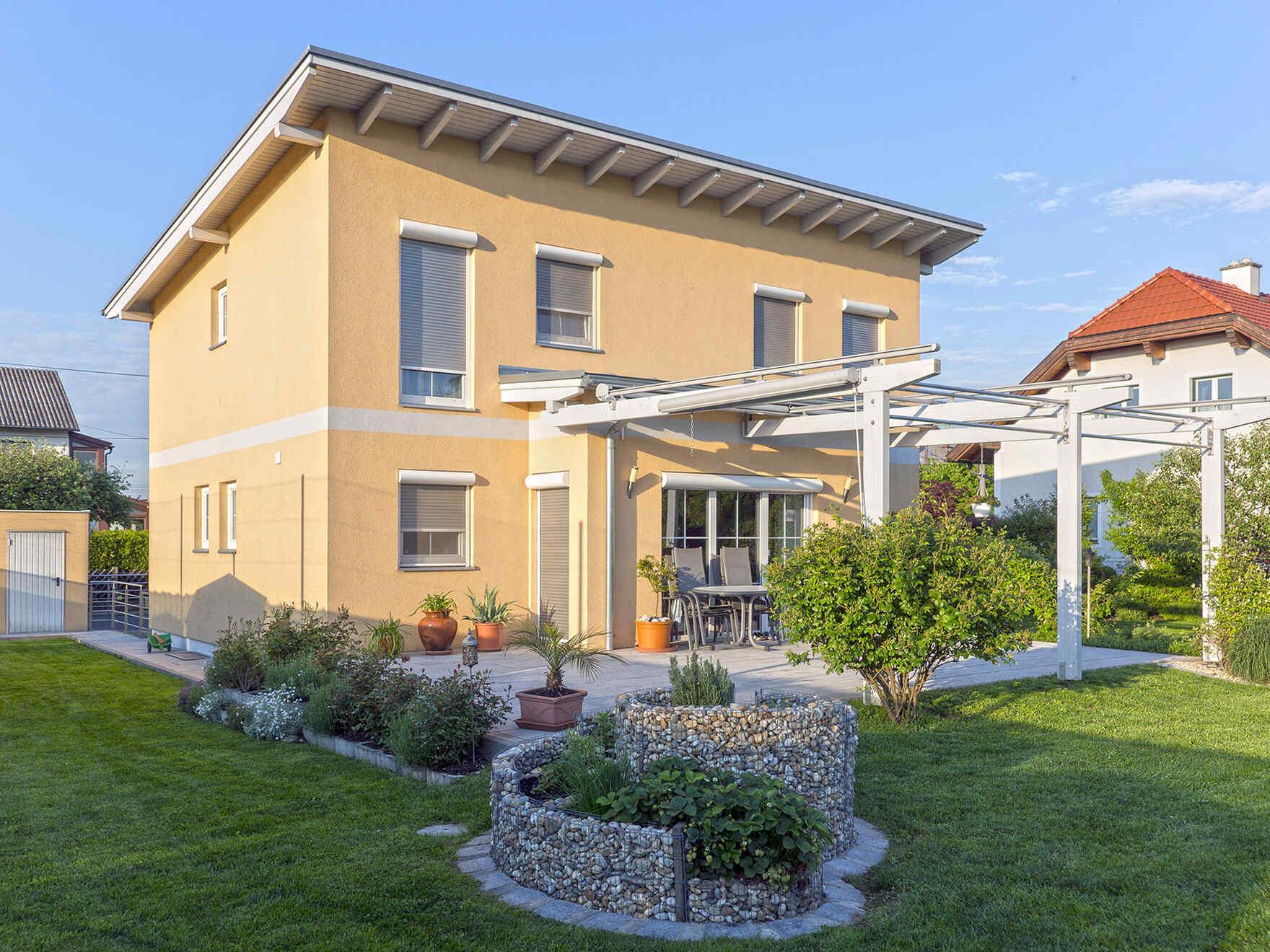 Prefabricated house Familie Steininger