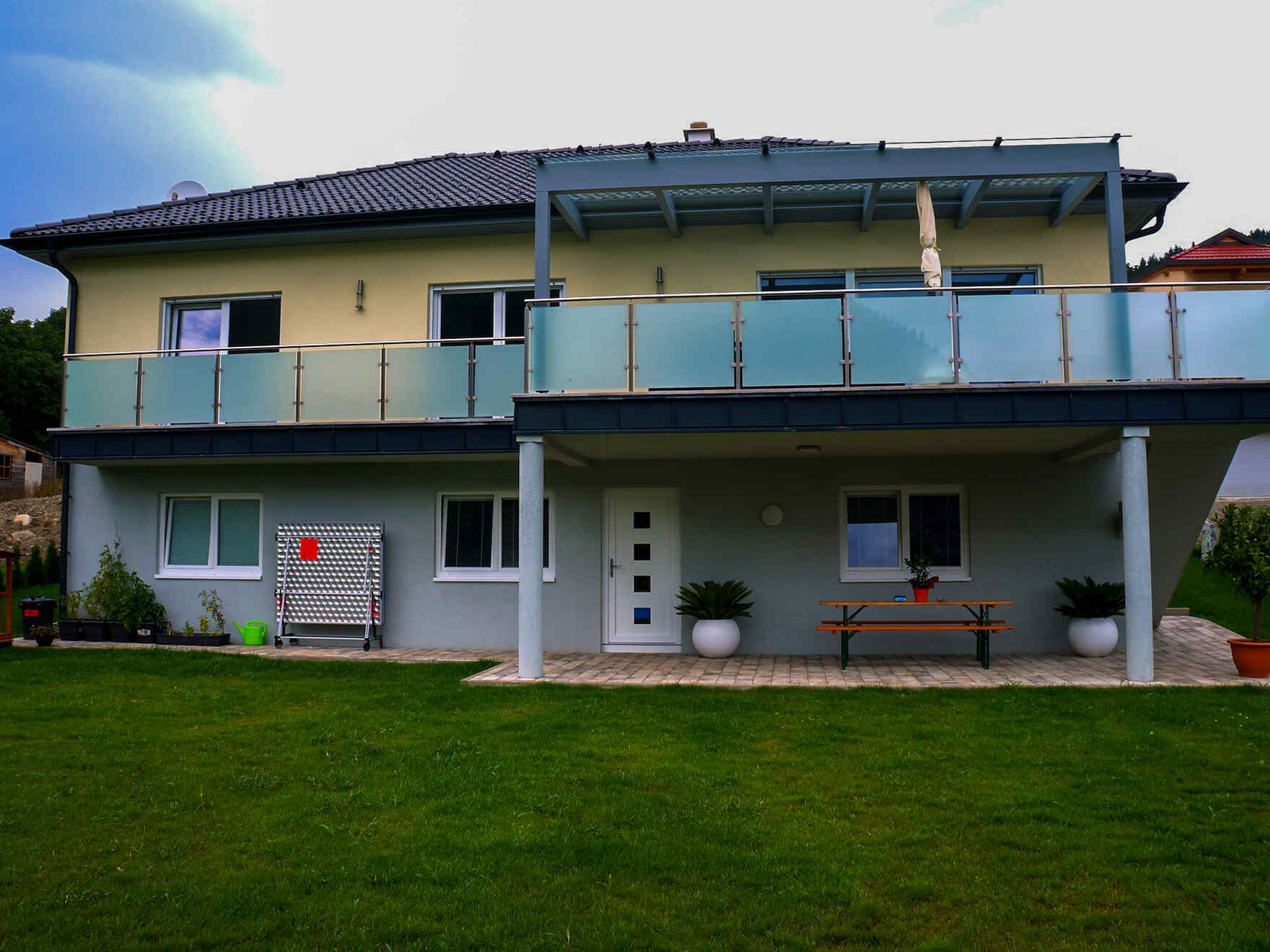 Prefabricated house Familie Koiner