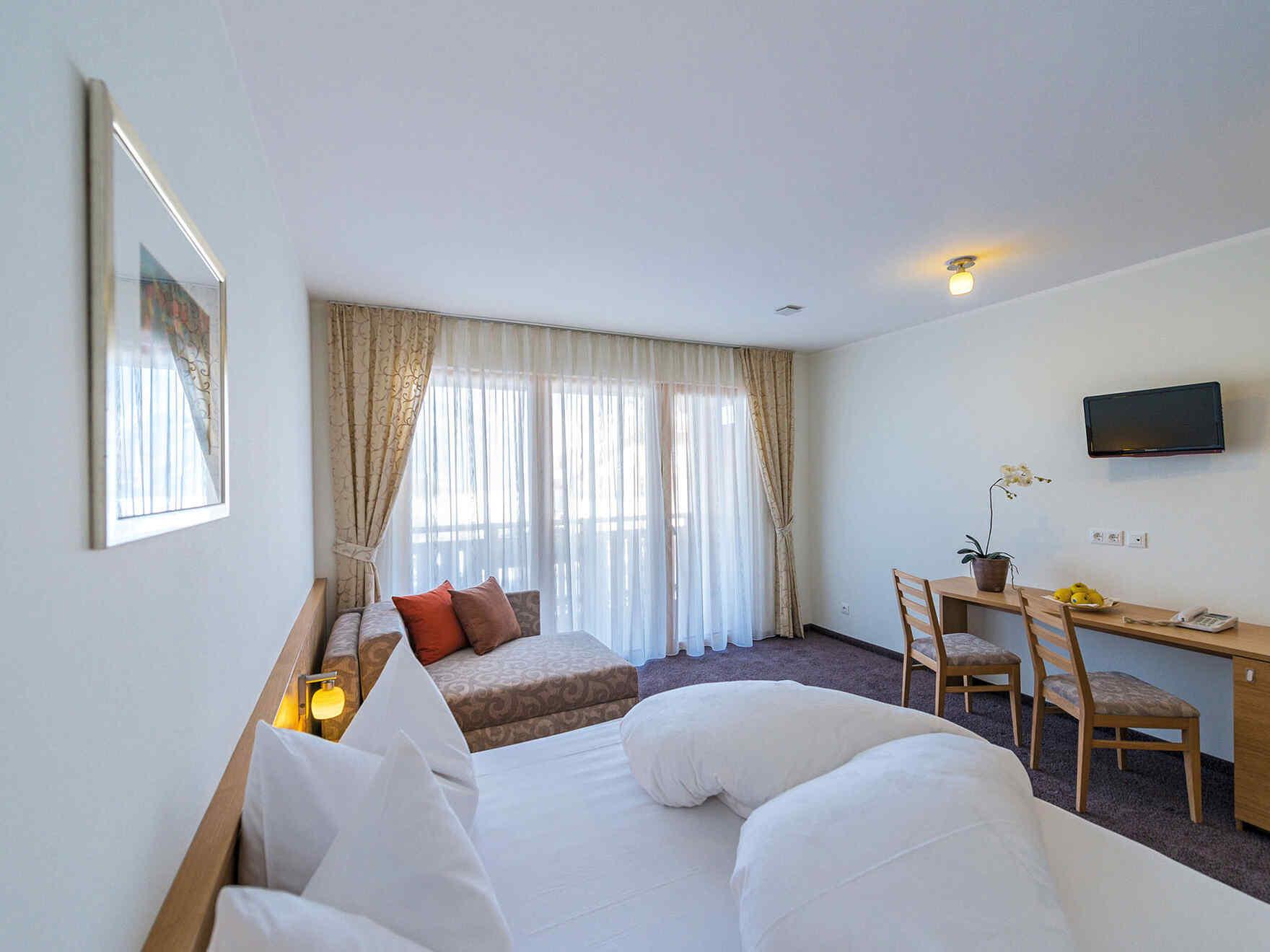 Fertighaus Hotelerweiterung