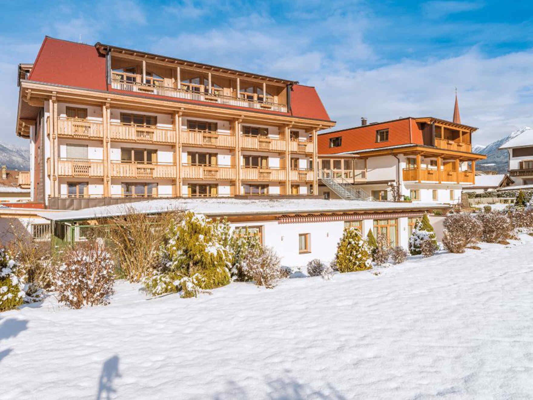 casa prefabbricata in legno Hotelerweiterung
