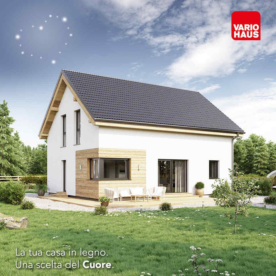 Case in legno prefabricate
