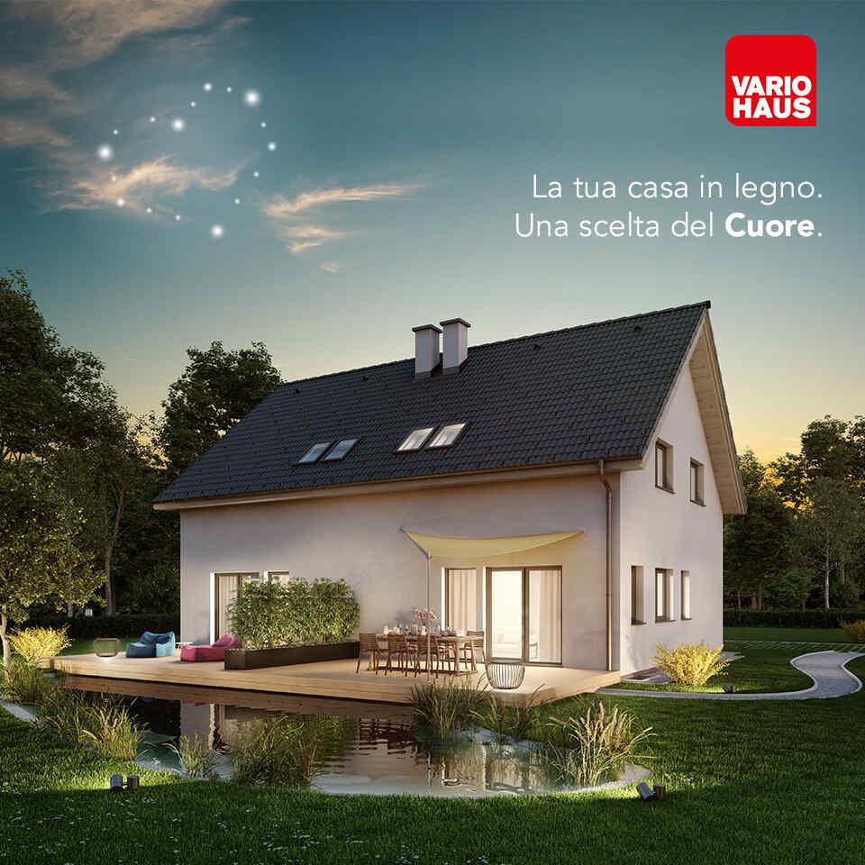 Progetti Social Housing in legno