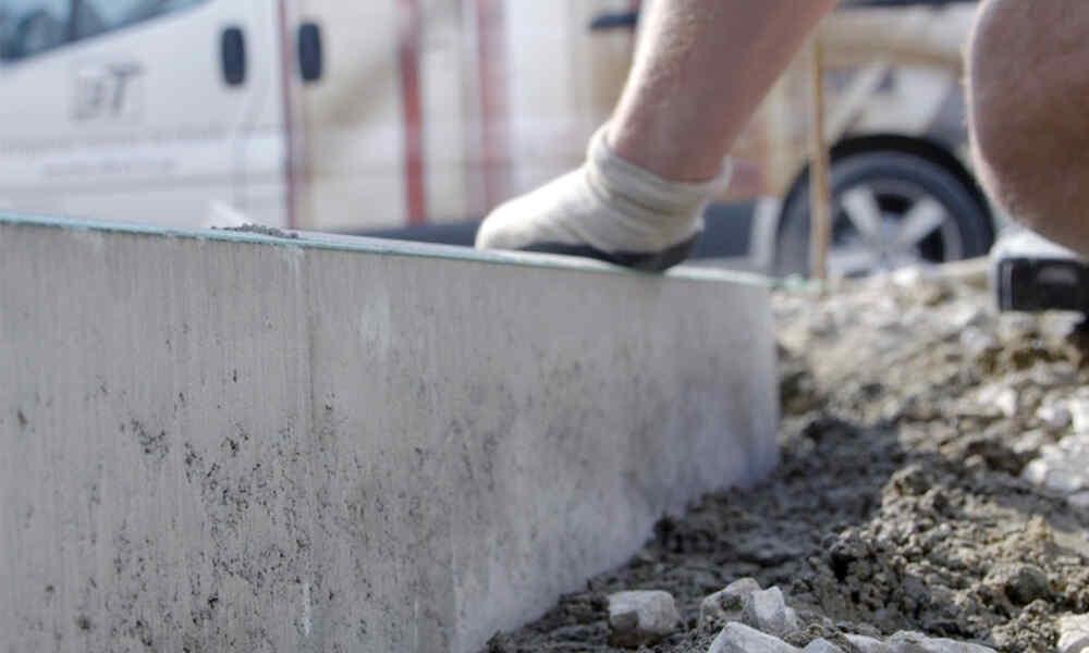 Hausbau Schritte Keller und Fundament