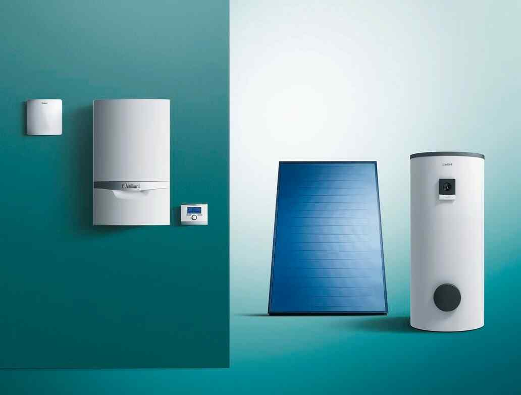 Vaillant ecoTec plus Therme, (c) Vaillant