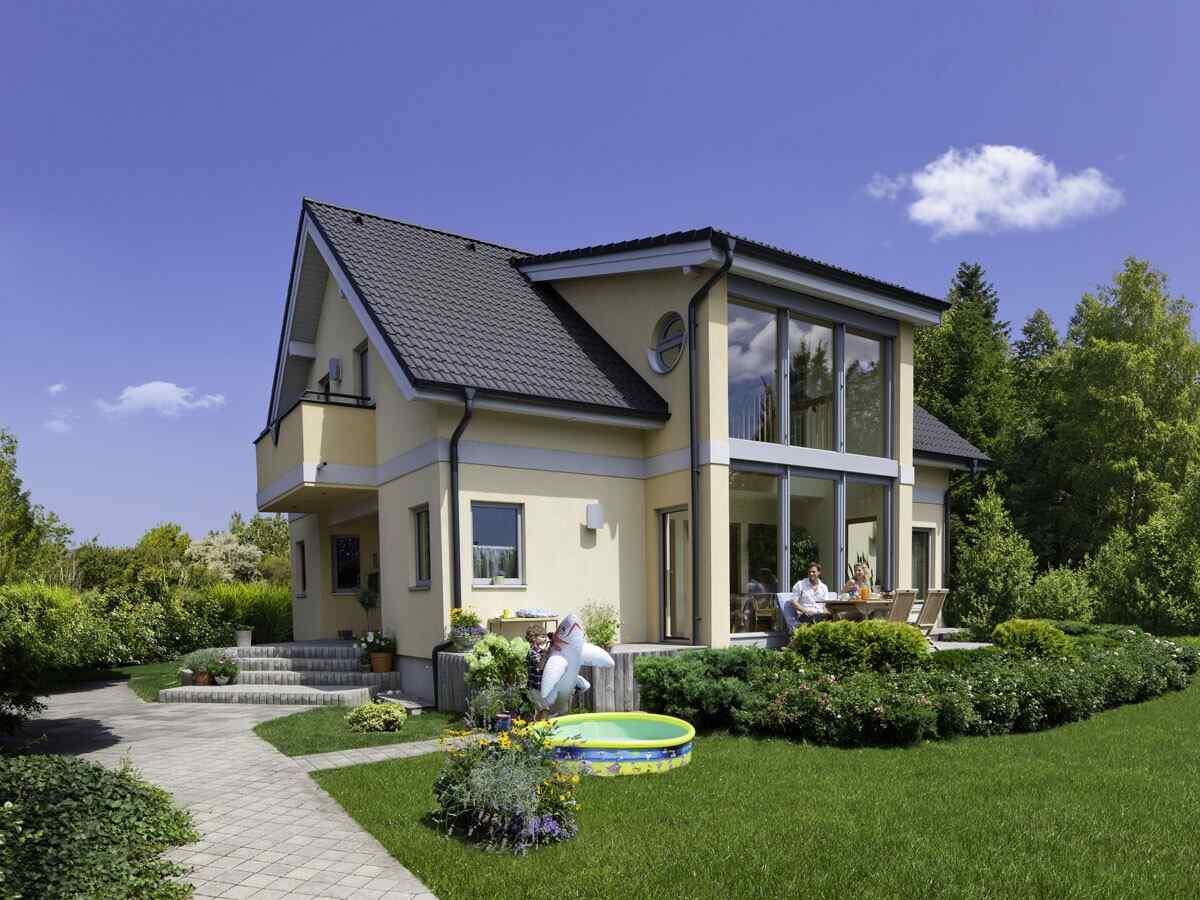 Musterhaus Family IV L mit 153m²