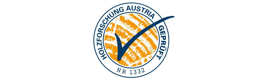 HFA-Prüfzeichen Nr. 1332