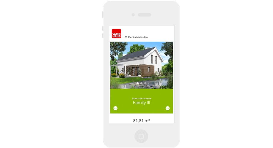 Haben Sie Ihren Individuellen VARIO HAUS Grundriss Schon Erstellt Und Auf  Roomle.com Gespeichert? Dann Melden Sie Sich In Der Roomle VR App Mit Ihren  ...