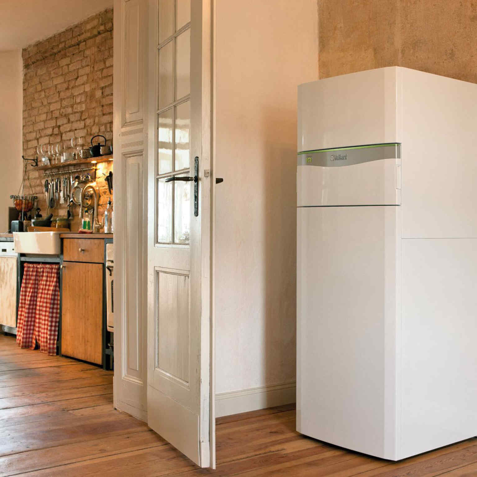 Vaillant flexoCompact, (c) Vaillant